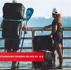 Долгожданная новинка STARBOARD Touring DELUXE SC  12.6 наконец пополнила ассортимент нашего салона!