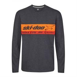 Футболка мужская Ski-Doo X-Tem, LS - фото 11572