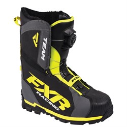Ботинки FXR Team BOA - фото 4892