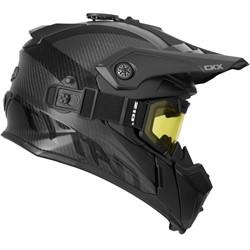 Шлем снегоходный CKX TITAN CARBON - фото 4984