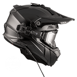 Шлем снегоходный CKX TITAN ELEKTRIC COMBO - фото 4991