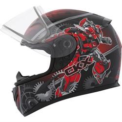 Шлем снегоходный интегральный подростковый CKX RR610Y MECANIC DL(506000) - фото 5005