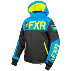 Куртка подростковая FXR Helium, с утеплителем - фото 5200