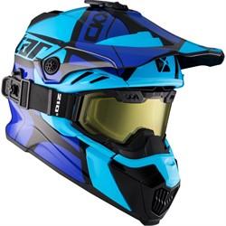 Шлем снегоходный CKX TITAN Hopover Air Flow