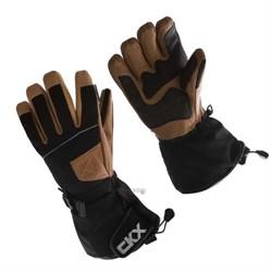 Перчатки снегоходные кожанные CKX APEX