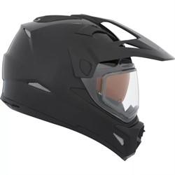Шлем внедорожный CKX DUAL SPORT RSV QUEST EDL, черный мат., M - фото 5774