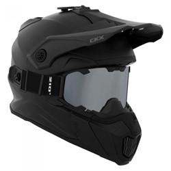 Шлем внедорожный CKX TITAN SOLID - фото 6155