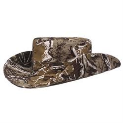 Шляпа камуфлированная(0400058) - фото 6200