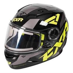 Шлем подростковый FXR Nitro Core - фото 6201