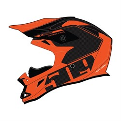 Шлем 509 Altitude Carbon MIPS™ Pro R-Series (ECE)