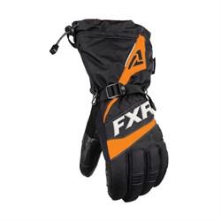 Перчатки мужские FXR Fuel, с утеплителем