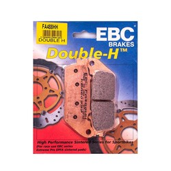 Колодки тормозные Double-H, FA488HH - фото 7063
