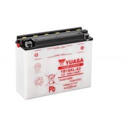 Батарея аккумуляторная YB16AL-A2 YUASA
