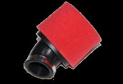 Фильтр воздушный для питбайка D-42мм 45 град.