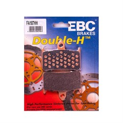 Колодки тормозные Double-H, FA187HH - фото 7410