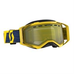 Очки SCOTT Prospect Snow Cross, yellow/yellow enhancer yellow chrome