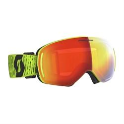 Очки SCOTT LCG Evo Snowcross, yellow enhancer red chrome
