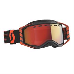 Очки SCOTT Prospect Snow Cross, orange/black enhancer red