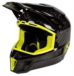 Шлем KLIM F3 Carbon, Hi-Vis