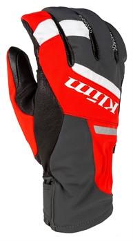 Перчатки KLIM Powerxross, High Risk Red - фото 7564