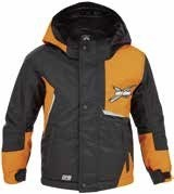 Куртка детская Ski-Doo X-Team (440686) - фото 8060