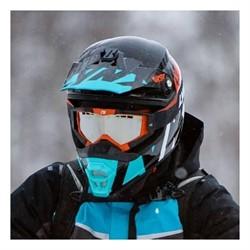 Козырек для шлема Lynx Squadron - фото 9036