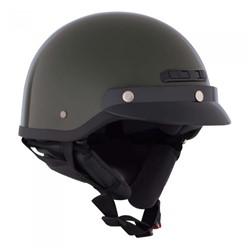 Шлем открытый CKX VG500 SOLID, зеленый, XL - фото 9523