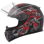 Шлем снегоходный интегральный подростковый CKX RR610Y MECANIC DL(506000)