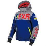 Куртка подростковая FXR Helium, с утеплителем