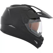 Шлем внедорожный CKX DUAL SPORT RSV QUEST EDL, черный мат., M