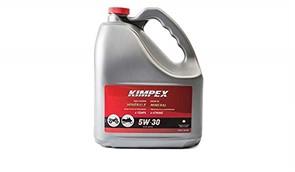 Масло моторное KIMPEX SNOW/ATV 5W30 минеральное 4T (-40, API SM, JASO MA), 4L