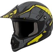 Шлем внедорожный подростковый CKX TX218Y ZUMA