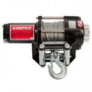 Лебедка электрическая KIMPEX 4500,со стальным тросом