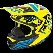 Шлем подростковый FXR Throttle Battalion