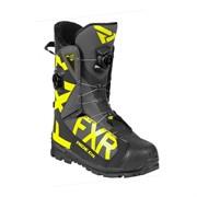 Ботинки FXR Helium Pro, с утеплителем