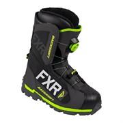 Ботинки FXR Backshift BOA, с утеплителем