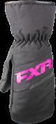 Варежки подростковые FXR Octane, с утеплителем
