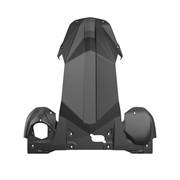 Защита днища Ski-Doo REV G4 черная(860201653)