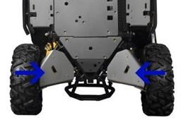 Защита задних А-образных рычагов  алюминиевая Maverick (кроме XXC)(715001644)