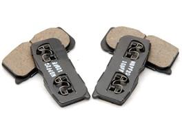 Колодки тормозные передние Spyder(219800164)