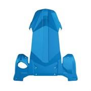 Защита днища широкая REV G4 синяя(860201583)
