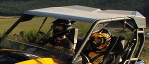 Крыша спортивная алюминиевая Maverick/Commander c 2013(715001659)