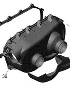 Крышка вариатора (420212285)