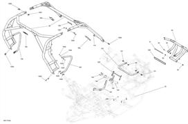 Бампер передний Maverick в сборе (705203685)