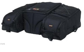 Сумка багажная Matrix Center Cargo Bag Black