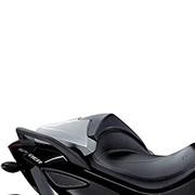 Кожух для сиденья пассажира/серый(219400080)