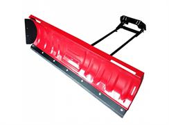 Отвал снегоуборочный универсальный красный 1500мм(+площадка)