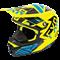 Шлем подростковый FXR Throttle Battalion(170668) - фото 6159